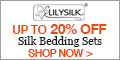LilySilk Sale-Up To 20% Off Silk Sheets & More. Certified to OEKO-TEX standard 100. Stay Cozy & Healthy, Free US Ship! Buy today!
